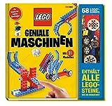 LEGO® Geniale Maschinen: Mit 11 Modellen: Enthält alle LEGO®-Steine, die du brauchst - mit 58 LEGO® Elemente