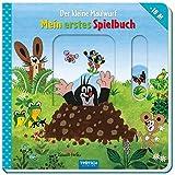 """Mein erstes Spielbuch """"Der kleine Maulwurf"""" ab 18 Monate: Mit vielen Schiebe- und Spielelementen"""