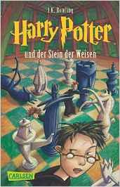 Klassischer Bücher Bestseller: Harry Potter